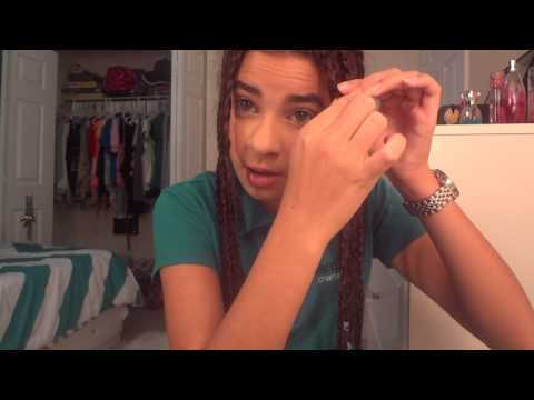 how to get curly hair overnight | alexia fraga