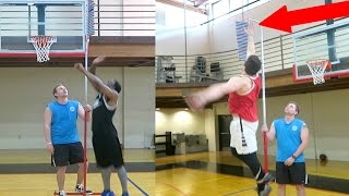 WHO HAS THE HIGHEST VERTICAL CHALLENGE?! YOU WON