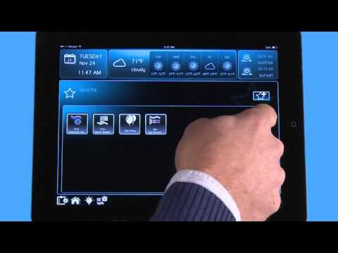 iPad Create and Edit Favorites | OmniLogic Automation System