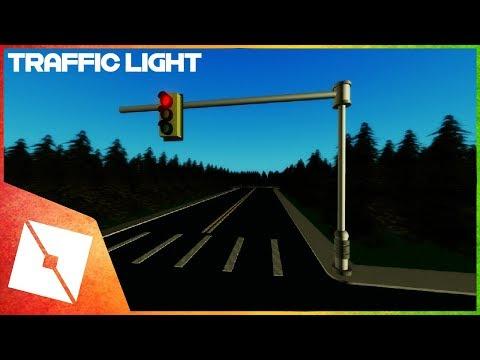 ROBLOX Tutorial | Making Traffic Signal