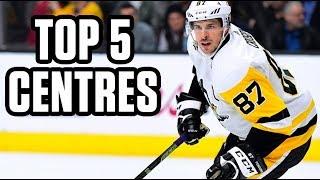 Top 5 Centres   2019 Fantasy Hockey Draft Kit