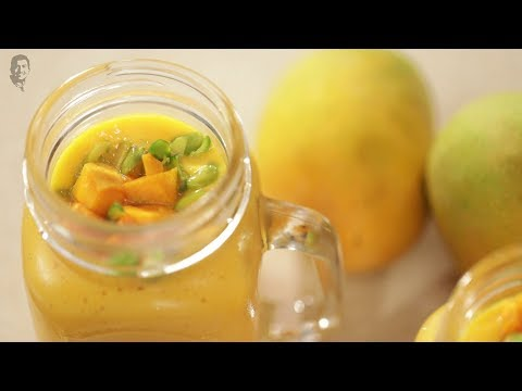 Mango Milkshake | Family Food Tales with Mrs Alyona Kapoor | Sanjeev Kapoor Khazana