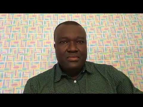 Ghana - US Military Deal ..... Kofi Wayo speaks