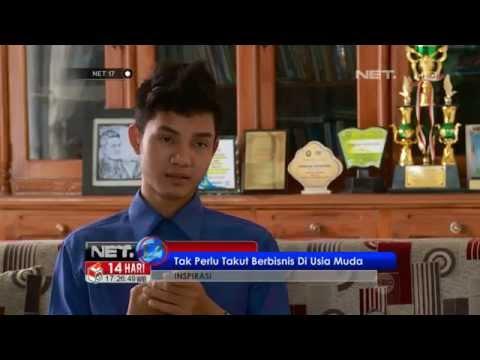 NET17-Hamzah Izzulhaq Sukses Jadi Pengusaha di Umur 20 Tahun