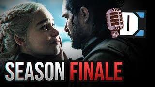 I'm glad it's over - Destiny reviews Game of Thrones S08E06