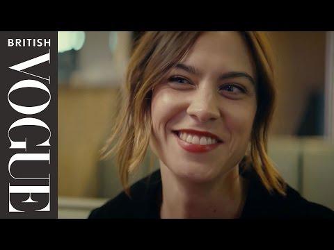 Alexa on Alexa: Dating Alexa Chung | X on X | British Vogue