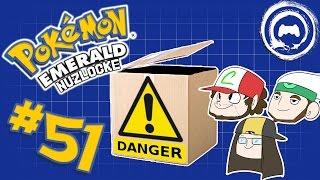 Pokemon Emerald NUZLOCKE Part 51 | TFS Plays
