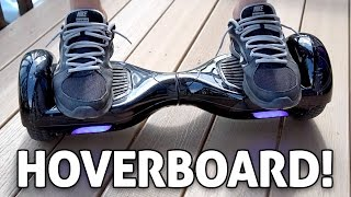 """Self Balancing, 2-Wheel, Smart Electric Scooter, """"Hoverboard"""" REVIEW"""
