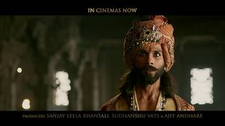 Padmaavat | Ranveer Singh | Deepika Padukone | Shahid Kapoor
