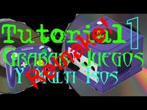 Tutorial En Español - Como Grabar Juegos De GameCube Y Hacer Multi Iso (HD) (REMAKE)