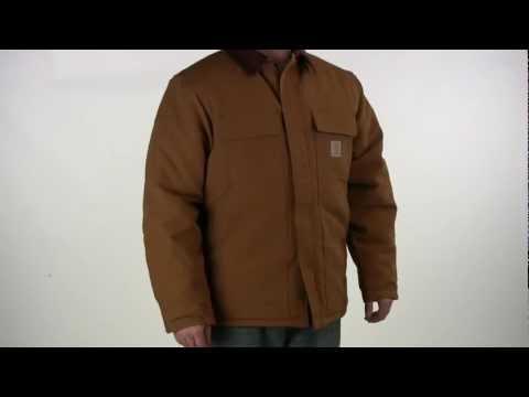 Carhartt Duck Arctic Traditional Coat C003