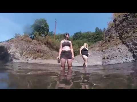 Jones Creek 2017 Under Water
