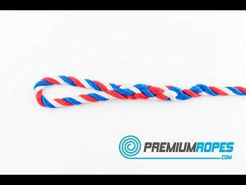 5.1 Eye splice in a three-strand rope