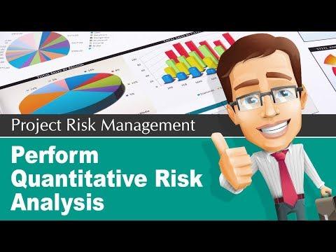 11.4 Perform Quantitative Risk Analysis Process | Project Risk Management || whatispmp.com