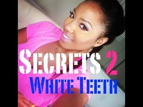Get White Teeth at Home!