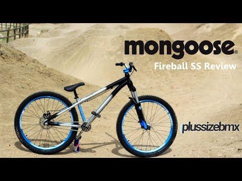 Mongoose Bikes Fireball SS Dirt Jumper Product Review
