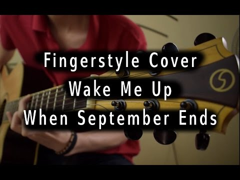 Wake Me Up When September Ends - Green Day (Fingerstyle Cover)