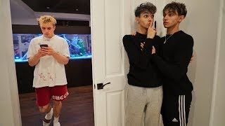 We Snuck Into Jake Paul