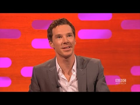 Benedict Cumberbatch Can't Say 'Penguins' - The Graham Norton Show on BBC America