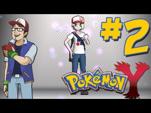 PokéPlay: Pokémon Y - Part 2 - Change Clothes