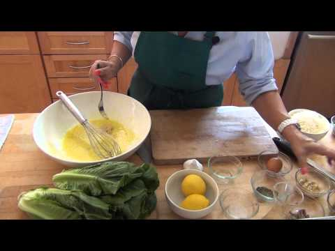 Living Life Well: How to Make a Classic Caesar Salad from Scratch