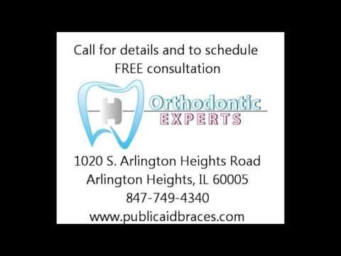 Public Aid (All Kids, Medical Card, Medicaid) Orthodontist: Braces Illinois