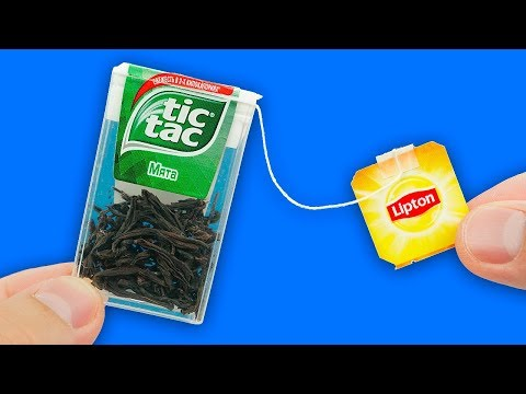 8 AWESOME LIFE HACKS AND IDEAS WITH TIC TAC!