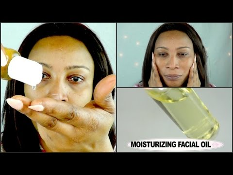 DIY ANTI-AGING FACIAL OIL | USE THIS OIL TO GET HEALTHY GLOWING SKIN, NATURAL OILS|Khichi Beauty