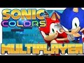 Sonic Colors - Eggman's Sonic Sumulator! - 2 Player
