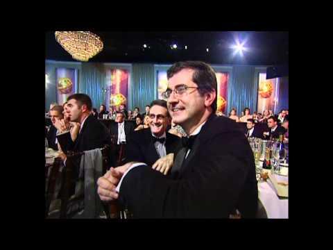 Steve Carell Wins Best Actor TV Series Musical or Comedy - Golden Globes 2006