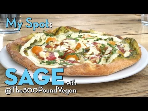 My Spot: The 300 Pound Vegan + Sage Organic Vegan Bistro