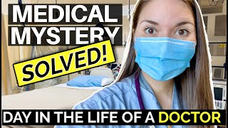 DAY IN THE LIFE OF A DOCTOR: MEDICAL MYSTERY
