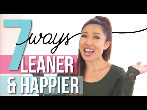 7 Changes You Can Make to live a Healthier, Leaner, and Happier life!