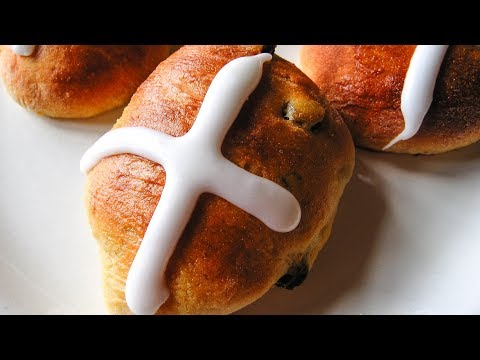Make the Best Hot Cross Buns You've Ever Tasted
