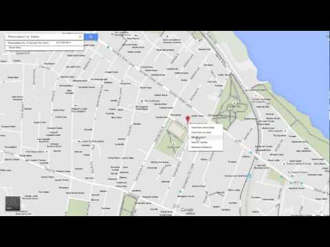 InteractSMS - How to find your premises location coordinates in Google Maps