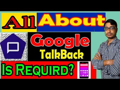 What is TalkBack on my phone? || how to use talkback?