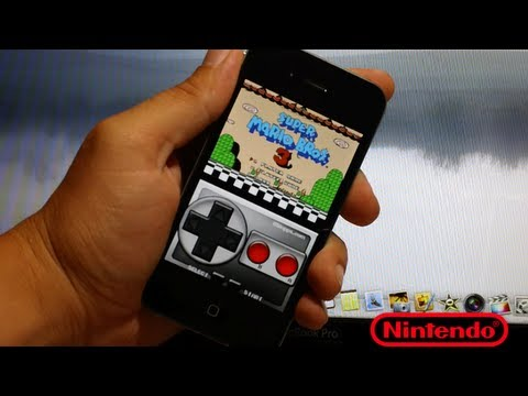 How To Install Nintendo Emulator On iOS 5.1.1 For iPhone, iPod Touch And iPad - Cydia Hack FREE ROMS