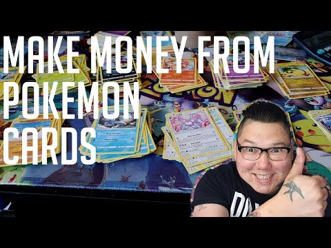 GOI: 3 ways to get money back from Pokemon cards [Daily tcg video]