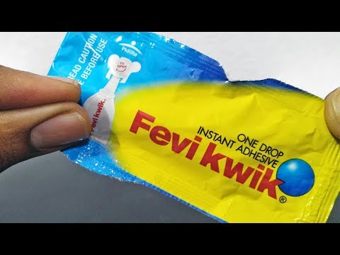 How to Remove Super Glue ( FeviKwik ) From Hand Fingers- DIY Easy Way To Remove Fevi Kwik Life Hacks