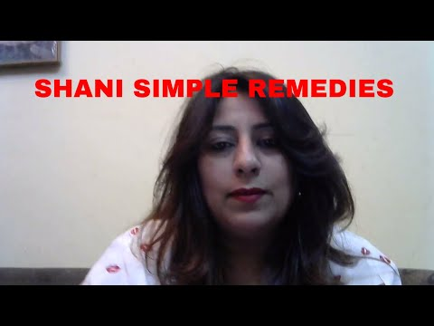 SIMPLE SHANI REMEDIES...FOR CANCER, LEO AND VIRGO