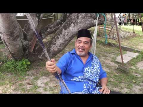 Tajuddin Nyanyi Lagu Buai Laju-laju