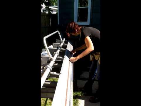 Stacey bending window trim