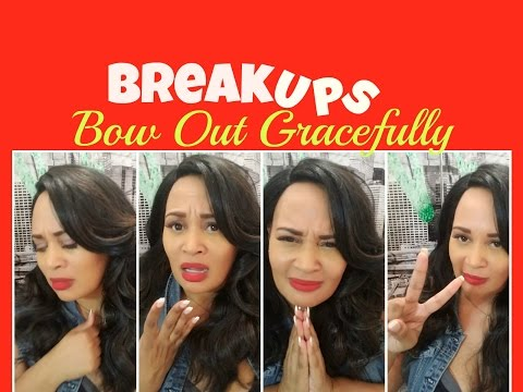 Break UPs- Bow Out Gracefully| Truthful Thursday| Talisa Rae