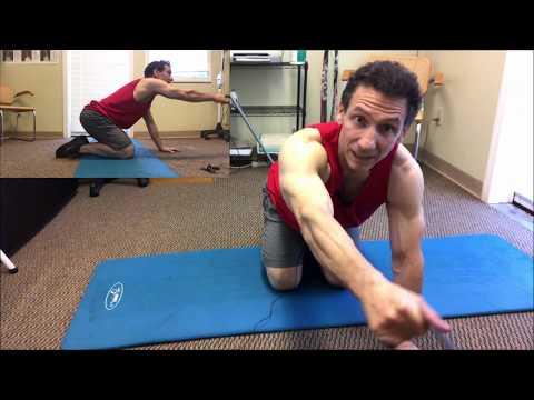 Quadratus Lumborum Stretch and Release