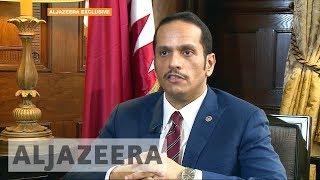 Qatar FM: We focus on humanitarian issues of Gulf crisis