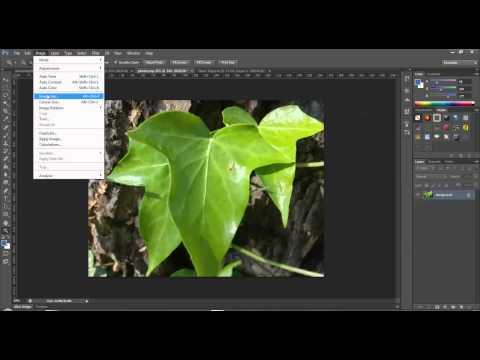 Adobe Photoshop CS6 Tutorial 4 - Three Picture Triptych