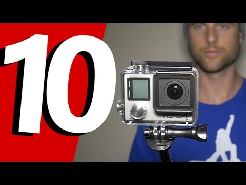 10 Tips for Filming with a GoPro