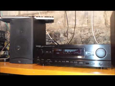 Kenwood KA 892 Stereo Integrated Amplifier