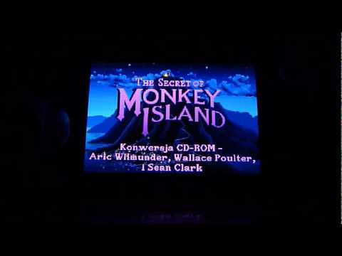 Monkey Island - ScummVM - Android Galaxy i5700