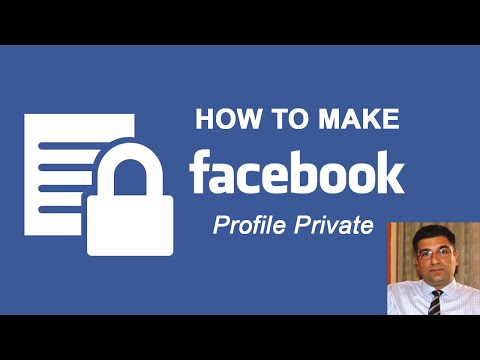 How to make Your Facebook Profile Private?
